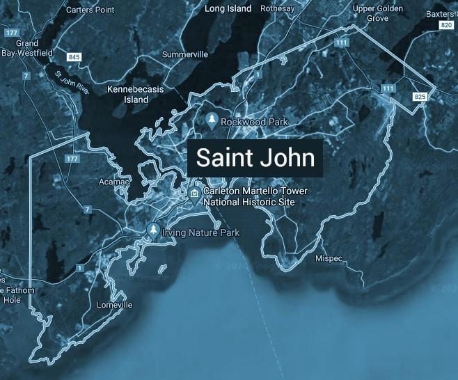 Saint John New Brunswick realestate sale