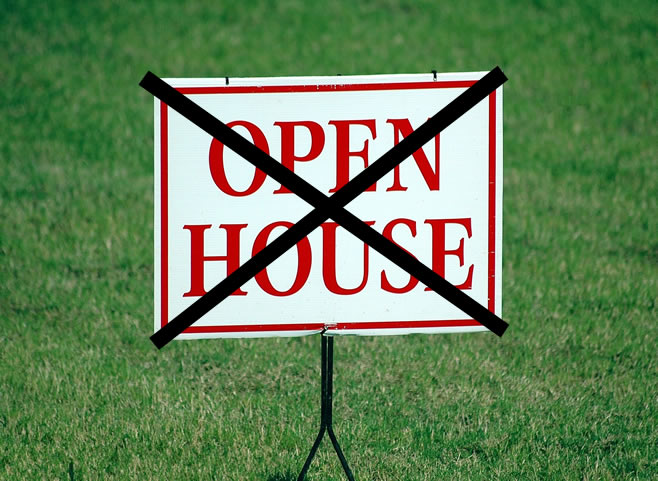 Sell your home private for cash, no open house